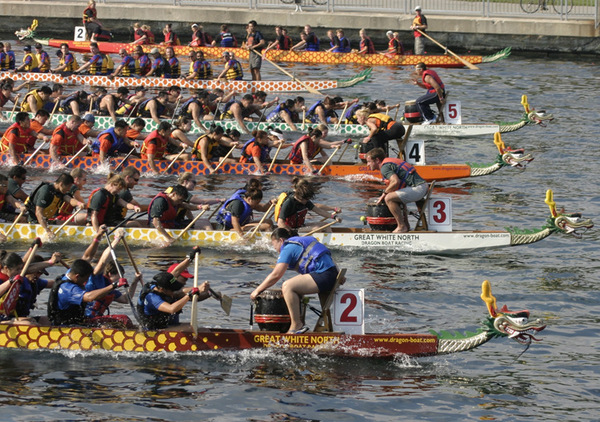 International Dragon Boat Festival, Rocketts Landing, Richmond Virginia