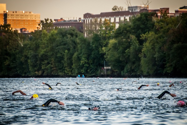 Richmond Rox Triathlon, Rocketts Landing, Richmond Virginia