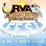 RVA Wake N' Sun Fest, Rocketts Landing, Richmond, Virginia, James River