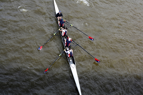 Richmond Crew Finds Their Boathouse At Rocketts Landing